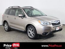 2015_Subaru_Forester_Touring AWD w/Sunroof/Heated Leather_ Maumee OH