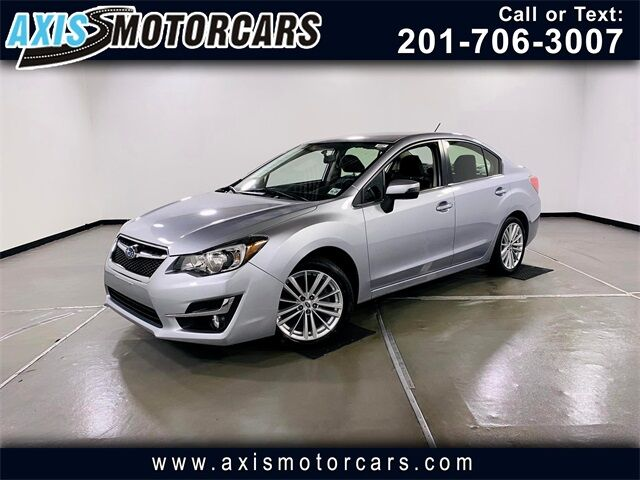2015 Subaru Impreza 2.0i Limited Jersey City NJ