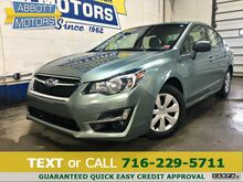 2015_Subaru_Impreza_AWD Sedan_ Buffalo NY