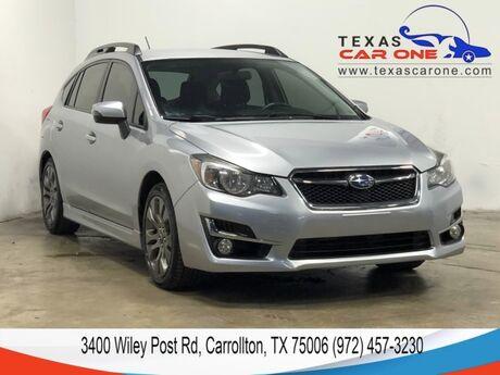 2015 Subaru Impreza Wagon 2.0i SPORT PREMIUM AWD REAR CAMERA HEATED SEATS BLUETOOTH ALLOY WHEELS Carrollton TX