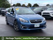 2015 Subaru Impreza Wagon 2.0i Sport Premium South Burlington VT