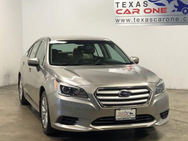 2015 Subaru Legacy 2.5i PREMIUM AWD AUTOMATIC HEATED SEATS REAR CAMERA BLUETOOTH PA Carrollton TX