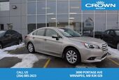 2015 Subaru Legacy 2.5i Touring Package *Accident Free/AWD/Heated Seats*