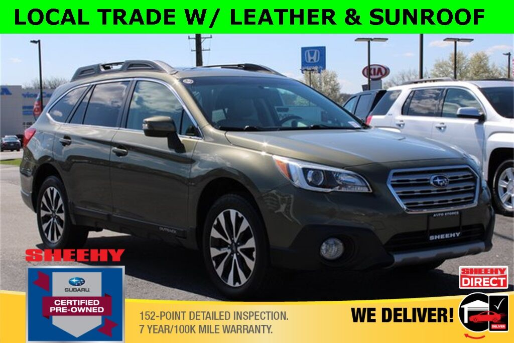 2015 Subaru Outback 2.5i Hagerstown MD