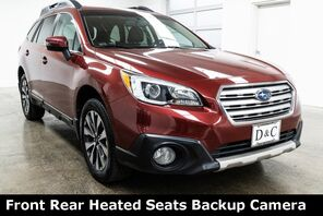 2015_Subaru_Outback_2.5i Limited Front Rear Heated Seats Backup Camera_ Portland OR