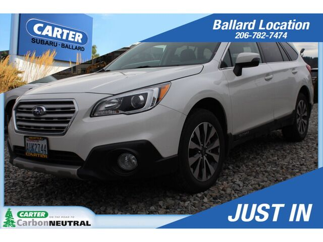 2015 Subaru Outback 2.5i Limited PZEV Seattle WA