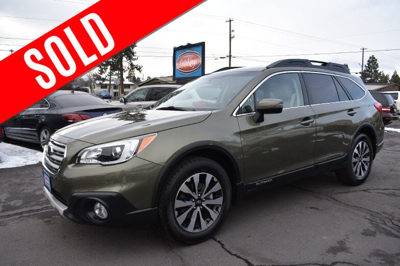 2015 Subaru Outback 2.5i Limited PZEV Wagon Bend OR
