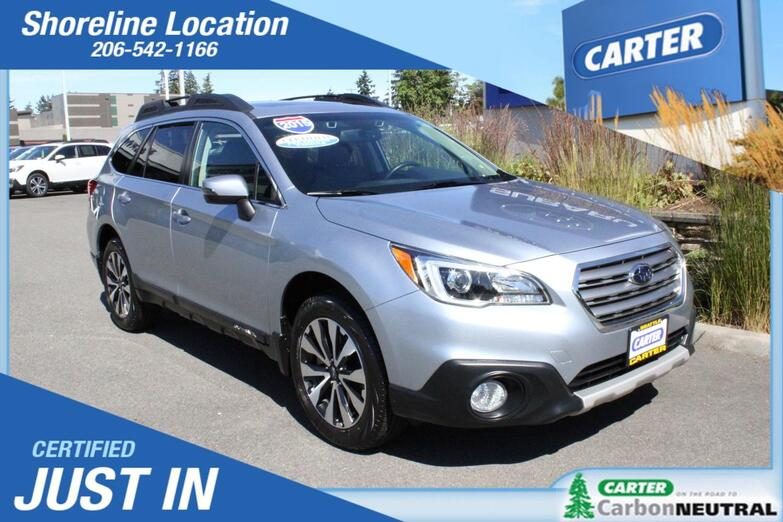 2015 Subaru Outback 2.5i Limited Seattle WA