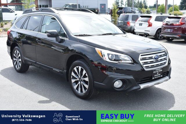 2015 Subaru Outback 2.5i Seattle WA