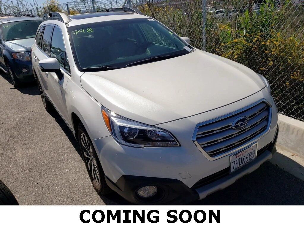 2015 Subaru Outback 3.6R OR