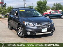 2015 Subaru Outback Limited South Burlington VT