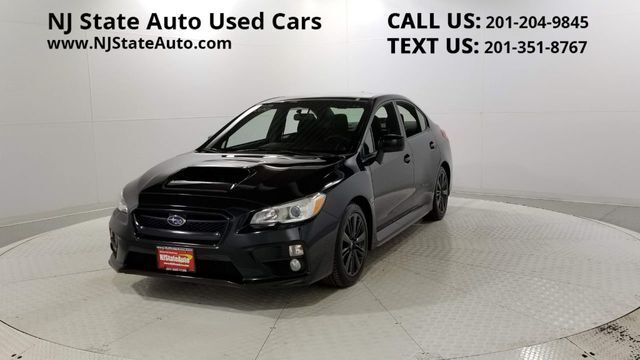 2015 Subaru WRX 4dr Sedan Manual Premium Jersey City NJ