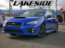 2015_Subaru_WRX_Limited 4-Door_ Colorado Springs CO