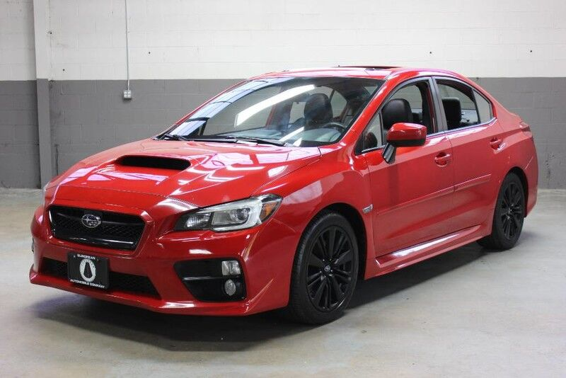 2015 Subaru WRX Limited Plainview NY