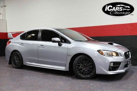 2015_Subaru_WRX STI_4dr Sedan_ Chicago IL