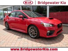 2015_Subaru_WRX STI_Limited Sedan, Rear-View Camera, Harman Kardon Sound, Heated Leather Seats, Power Sunroof, 305 HP Turbocharged Engine, 6-Speed Manual Transmission, 18-Inch Alloy Wheels,_ Bridgewater NJ