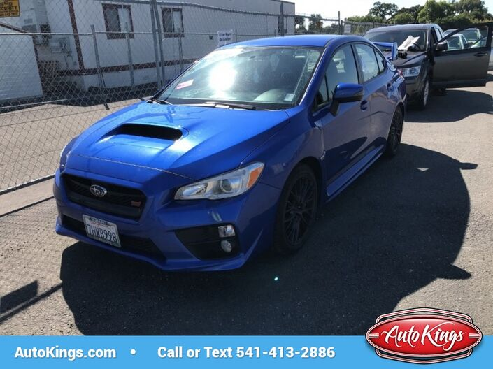 2015 Subaru WRX STI Sedan Bend OR