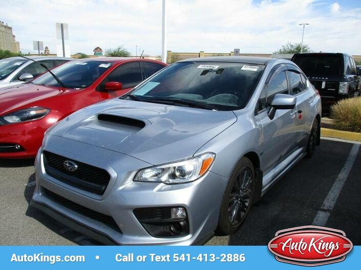2017 Subaru Wrx Sedan Bend Or