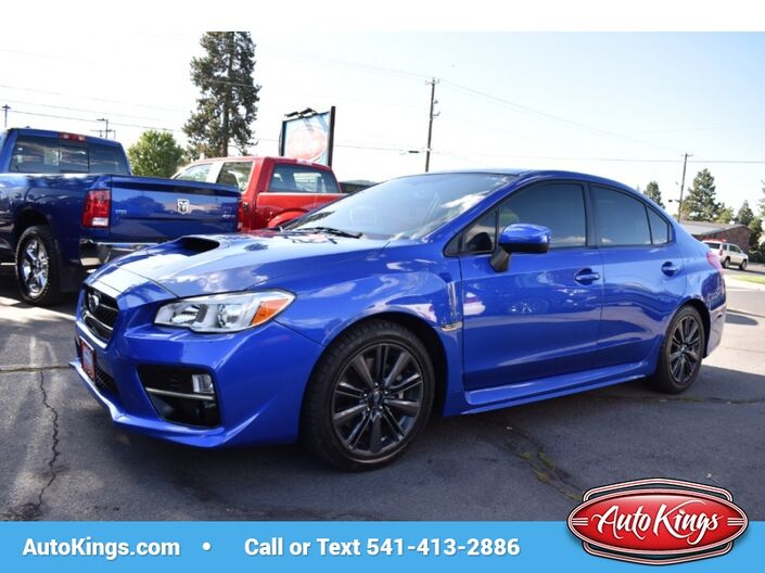 2015 Subaru WRX Sedan Bend OR