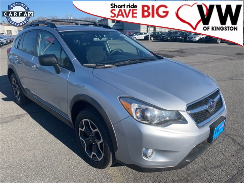 2015_Subaru_XV Crosstrek__ Kingston NY