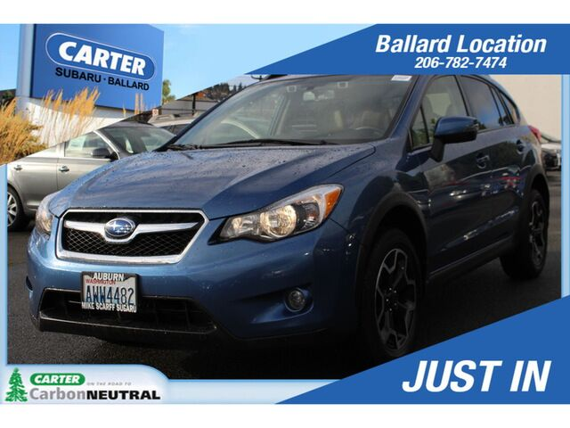 2015 Subaru XV Crosstrek 2.0i Limited Seattle WA