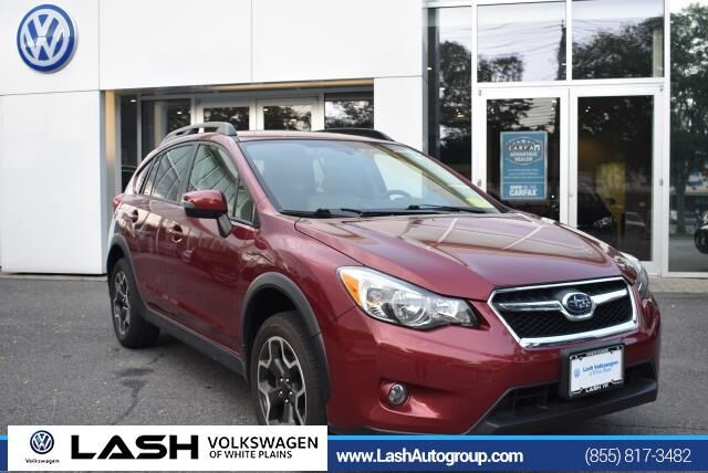 2015 Subaru XV Crosstrek 2.0i Limited White Plains NY