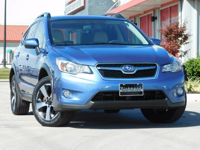 2015 Subaru XV Crosstrek Hybrid Touring Richmond KY