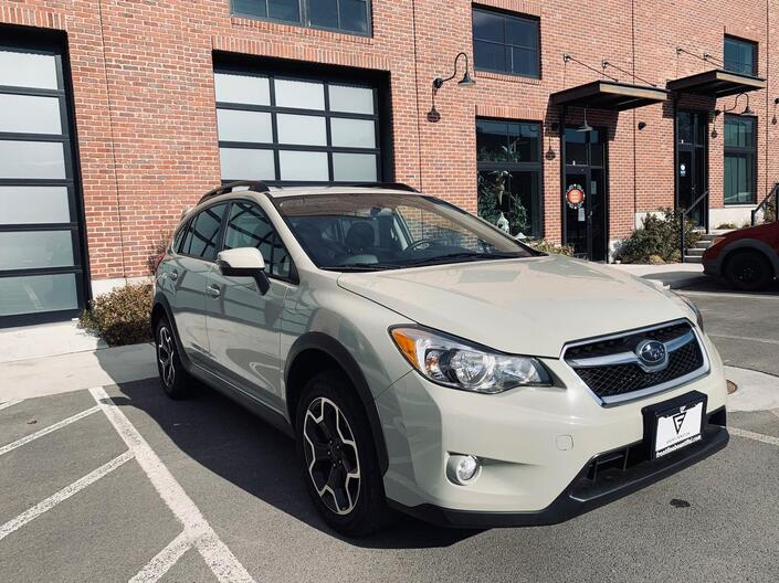 2015 Subaru XV Crosstrek Limited Bountiful UT