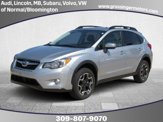2017 Subaru Xv Crosstrek Premium Normal Il