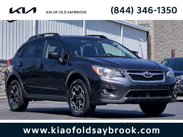 2015 Subaru XV Crosstrek Premium Old Saybrook CT