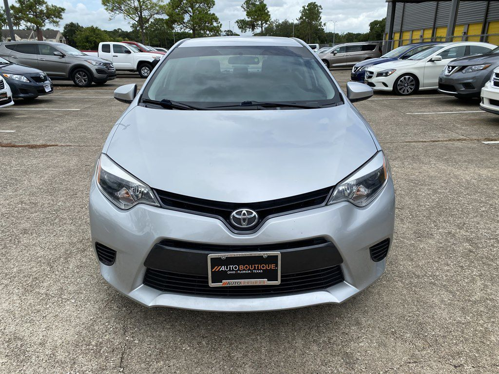 2015 TOYOTA COROLLA LE LE Houston TX