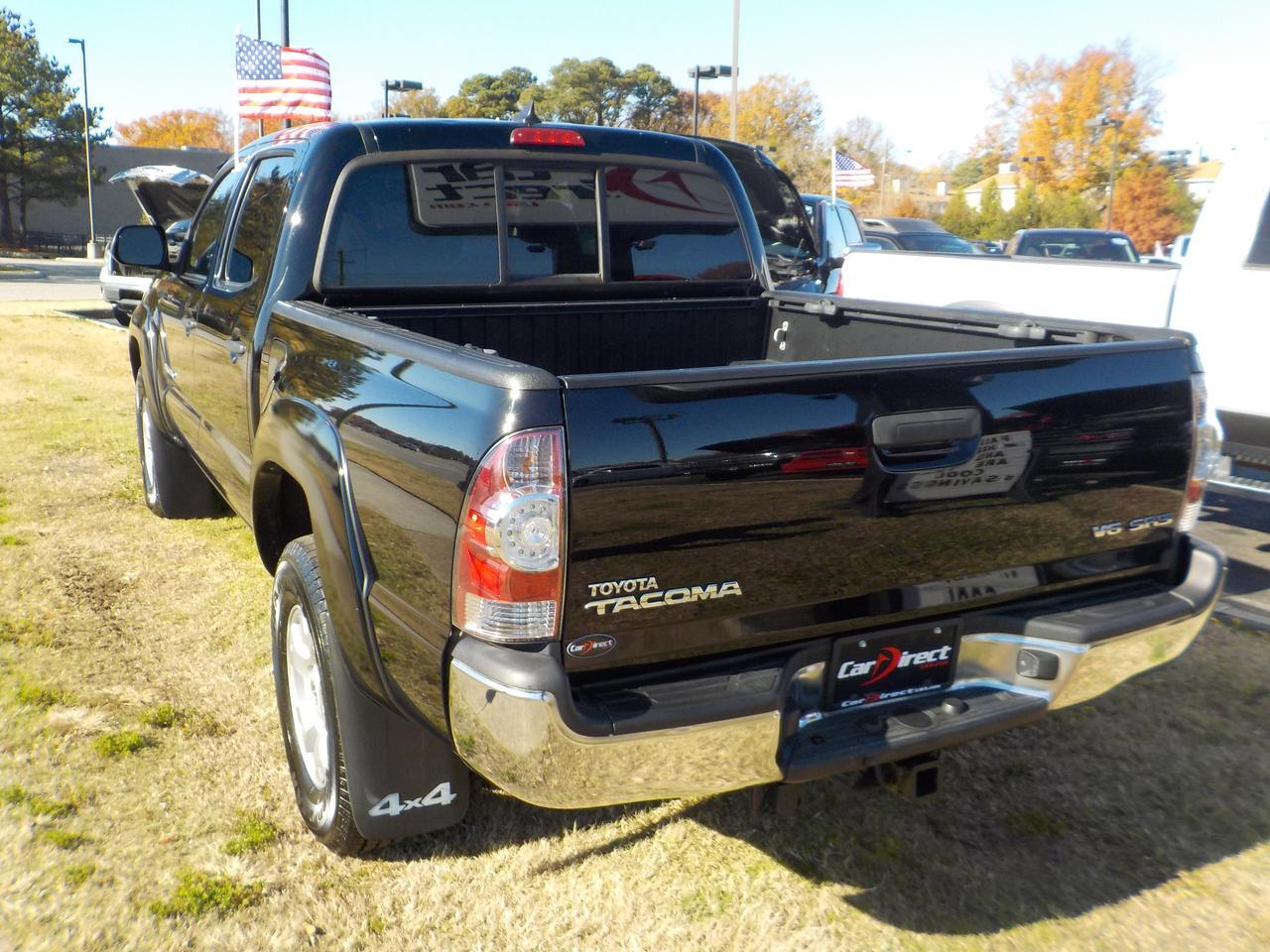 2015 TOYOTA TACOMA SR5 4.0L 4X4 CREW CAB, CARFAX ONE OWNER, BLUETOOTH, TOW PACKAGE, BACKUP CAMERA!! Virginia Beach VA