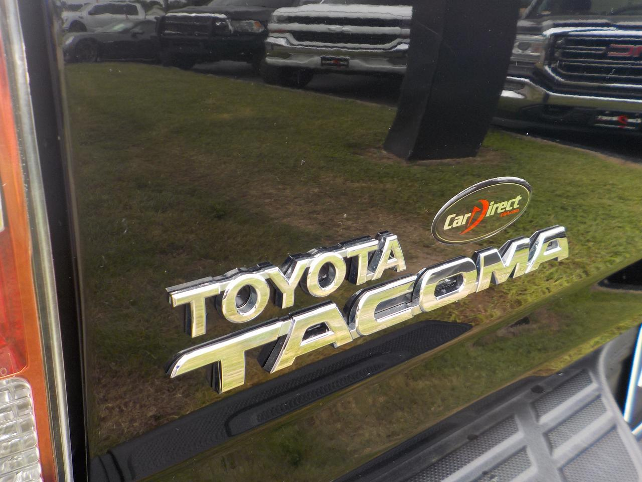 2015 TOYOTA TACOMA SR5 CREW CAB 4X4, BLUETOOTH, REMOTE START, BACKUP CAM, TOW PKG, 1 OWNER, CLEAN CARFAX! Virginia Beach VA
