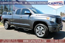 2015_TOYOTA_TUNDRA 4WD TRUCK_Limited Double Cab 5.7L 4WD_ Chantilly VA