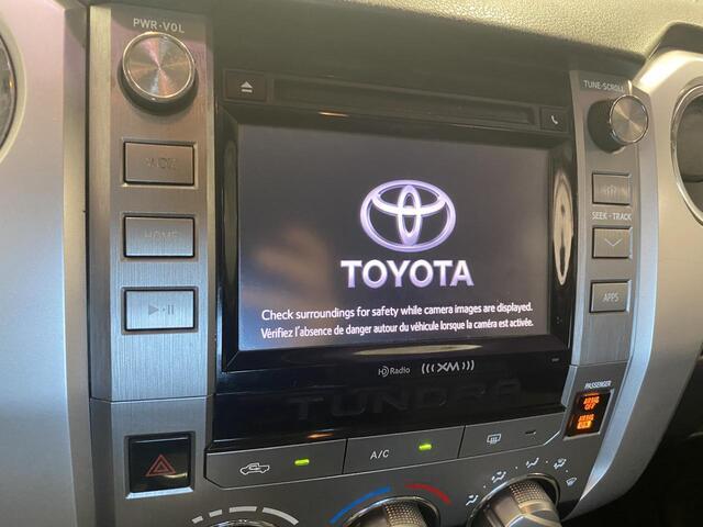2015 TOYOTA TUNDRA CREWMAX 4X4 SR5 TRD OFF ROAD Bridgeport WV