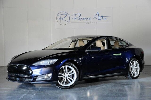 2015 Tesla Model S 60 kWh Battery The Colony TX