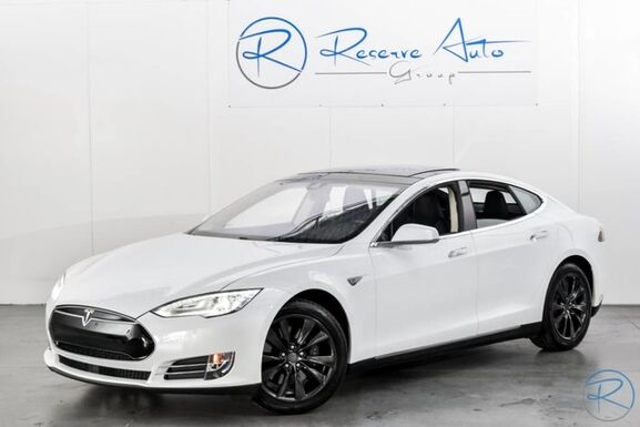 2015_Tesla_Model S_60 kWh Battery_ The Colony TX
