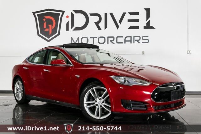 2015 Tesla Model S 70 Carrollton TX