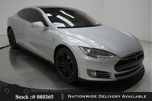 2015_Tesla_Model S_70 NAV,CAM,PANO,HTD STS,PARK ASST,19IN WHLS_ Plano TX