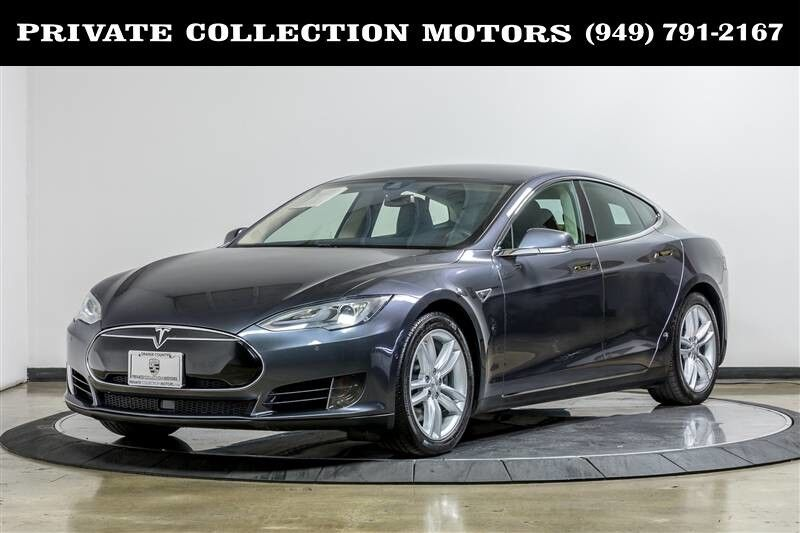 2015_Tesla_Model S_70 kWh Battery Autopilot Smart Air Suspension_ Costa Mesa CA