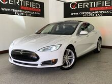 2015_Tesla_Model S_70D AWD AUTOPILOT NAVIGATION PANORAMIC ROOF REAR CAMERA LANE ASSIST SPEED A_ Carrollton TX