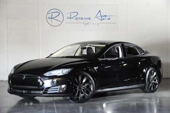2015_Tesla_Model S_70D Air Suspension Ultra High Fidelity Sound_ The Colony TX