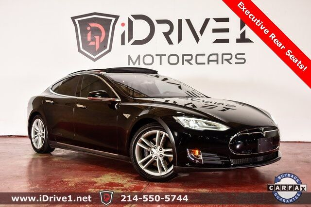 2015 Tesla Model S 70D Carrollton TX