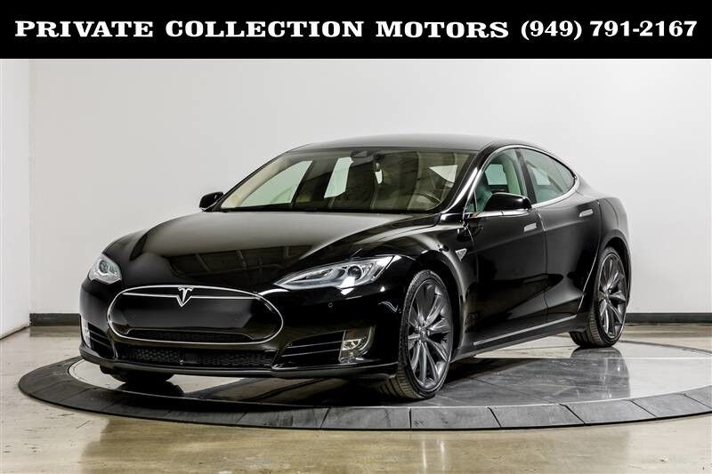 2015_Tesla_Model S_70D MSRP $78,700_ Costa Mesa CA