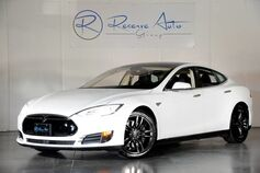 2015 Tesla Model S 70D Pano Roof AutoPilot Ready Carfax Certified