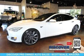 2015_Tesla_Model S_70D Sedan 4D AWD w/AutoPilot_ Scottsdale AZ