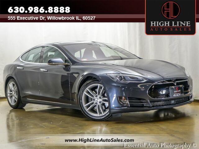 2015 Tesla Model S 70D Willowbrook IL