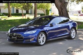 2015_Tesla_Model S_85 kWh Battery_ Fremont CA