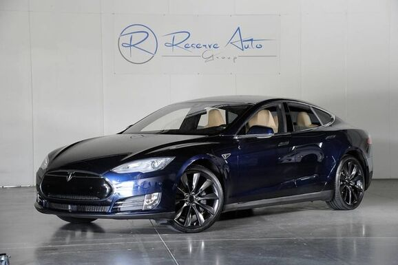 2015_Tesla_Model S_85 kWh Battery_ The Colony TX