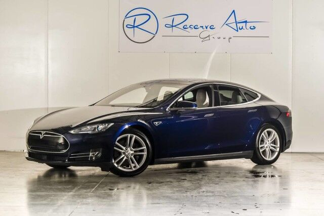 2015 Tesla Model S 85 kWh Battery The Colony TX